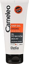 Profumi e cosmetici Gel fissante per capelli - Delia Cosmetics Cameleo Hair Gel Strong