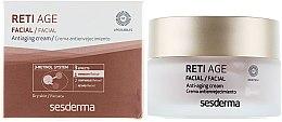 Profumi e cosmetici Crema anti-età per pelle secca - SesDerma Laboratories Reti Age Facial Antiaging Cream 3-Retinol System