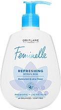 Profumi e cosmetici Gel rinfrescante per l'igiene intima - Oriflame Feminelle Refreshing Intimate Wash