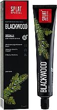 "Profumi e cosmetici Dentifricio ""Blackwood"" - SPLAT Special"