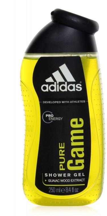 Adidas Pure Game - Gel doccia rinvigorente — foto N1