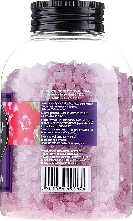 """Sale da bagno """"Giardino fiorito"""" - Cari Spa Aroma Salt For Bath — foto N2"""