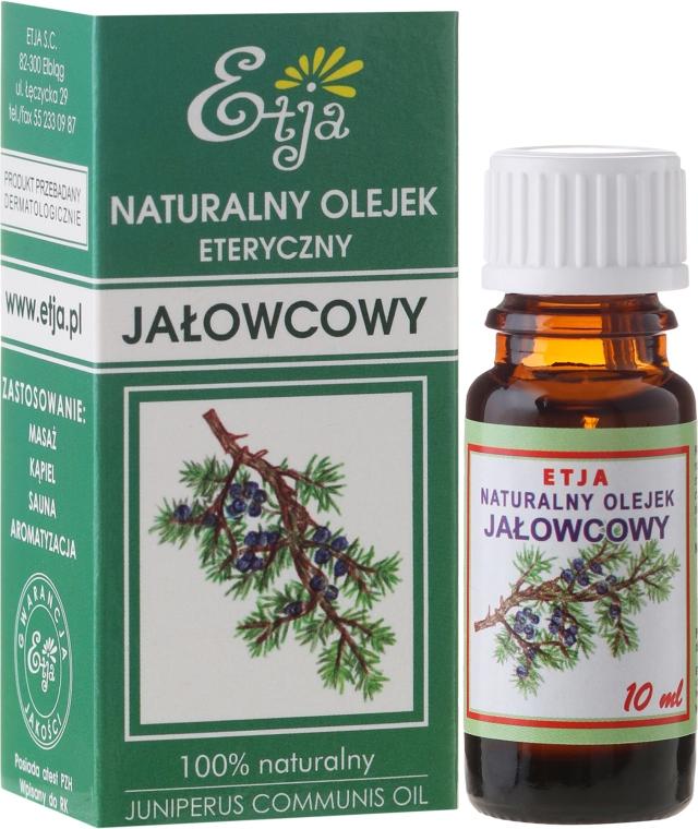 Olio essenziale naturale di ginepro - Etja Juniperus Communis Oil