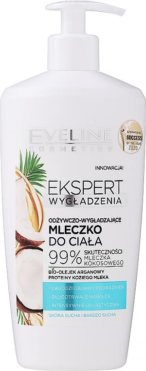 Latte corpo levigante - Eveline Cosmetics
