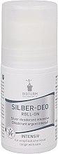 """Profumi e cosmetici Deodorante antitraspirante roll-on """"Intensivo"""" - Bioturm Silver Deo Intensiv Roll-On No.37"""