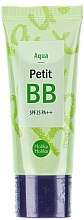 Profumi e cosmetici Crema viso rinfrescante BB - Holika Holika Aqua Petit BB Cream SPF25
