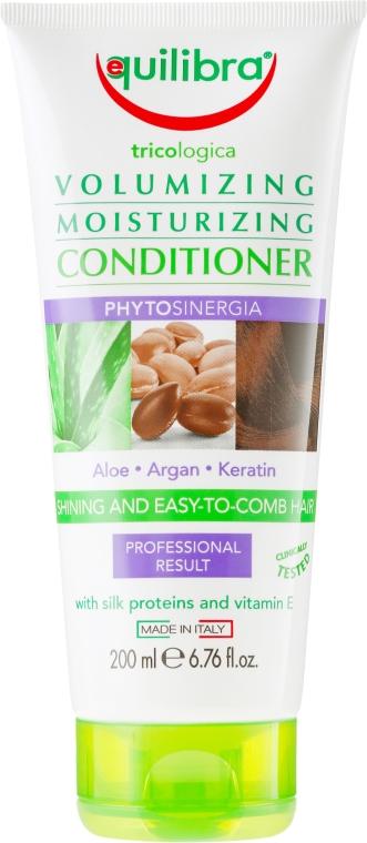 Condizionante capelli idratante volumizzante - Equilibra Tricologica Volumizing Moisturizing Conditioner