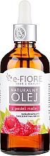 Profumi e cosmetici Olio di lamponi - E-Fiore Natural Oil