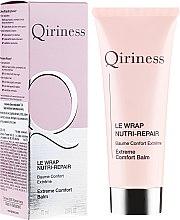 Profumi e cosmetici Balsamo nutriente viso S.O.S. - Qiriness Extreme Comfort Balm