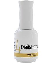 Profumi e cosmetici Top coat - Elisium Diamond Liquid 4 Top Coat