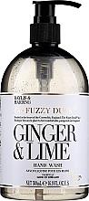 Profumi e cosmetici Sapone liquido mani - Baylis & Harding Fuzzy Duck Hand Wash, Ginger & Lime