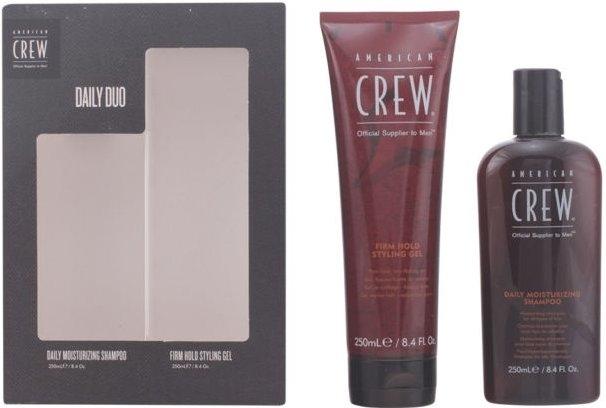 Set - American Crew Daily Duo Gift Set (shm/250ml + gel/250ml) — foto N1