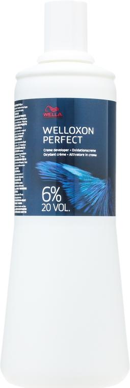 Ossidante - Wella Professionals Welloxon Perfect 6%