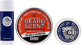 Profumi e cosmetici Set - Jao Brand Suave Salve Pak (beard/balm/18g + b/oil/6.5gr + lip/balm/5gr)
