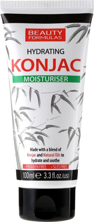 Crema viso idratante - Beauty Formulas Konjac Hydration Moisturiser
