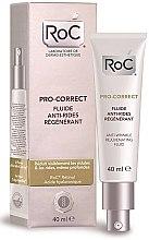 Profumi e cosmetici Fluido viso ringiovanente - RoC Pro-Correct Anti-Wrinkle Rejuvenating Fluid