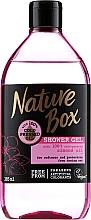 Profumi e cosmetici Gel doccia - Nature Box Almond Oil Shower Gel