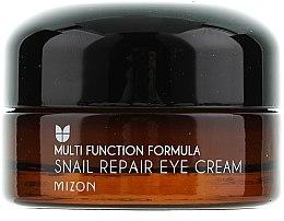 Profumi e cosmetici Crema contorno occhi alla bava di lumaca - Mizon Snail Repair Eye Cream