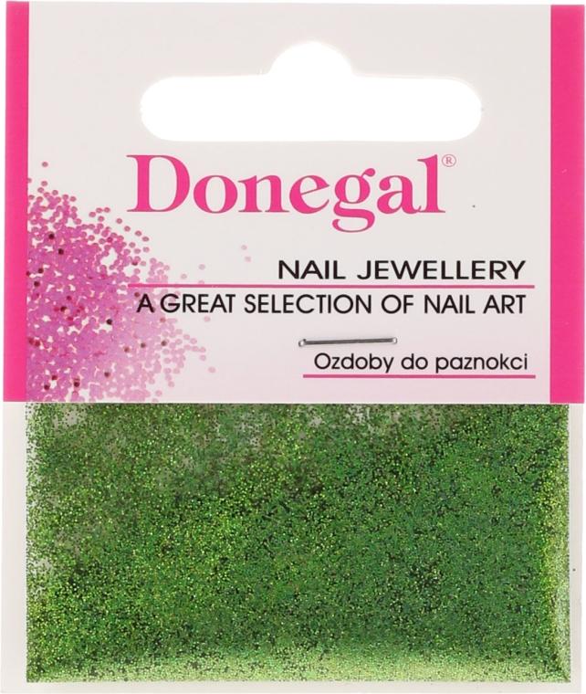Glitter per nail art - Donegal — foto N1