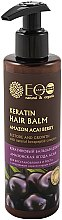 Profumi e cosmetici Balsamo alla cheratina - Eco Laboratorie Keratin Hair Balm Amazon Acai Berry