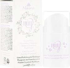 Profumi e cosmetici Fluido viso con vitamine - Bema Cosmetici Naturys Nuy Vitamin Concentrate Fluid Cream