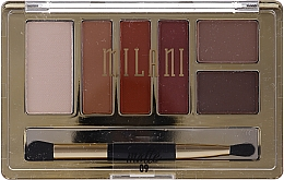 Profumi e cosmetici Set ombretti - Milani Everyday Eyes Powder Eyeshadow Collection