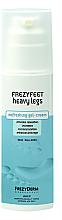 Profumi e cosmetici Crema-gel per piedi stanchi - Frezyderm Frezyfeet Heavy Legs Refreshing gel-cream