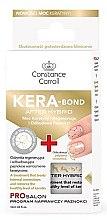 Profumi e cosmetici Trattamento rinforzante unghie - Constance Carroll Nail Care Kera-Bond After Hybrid