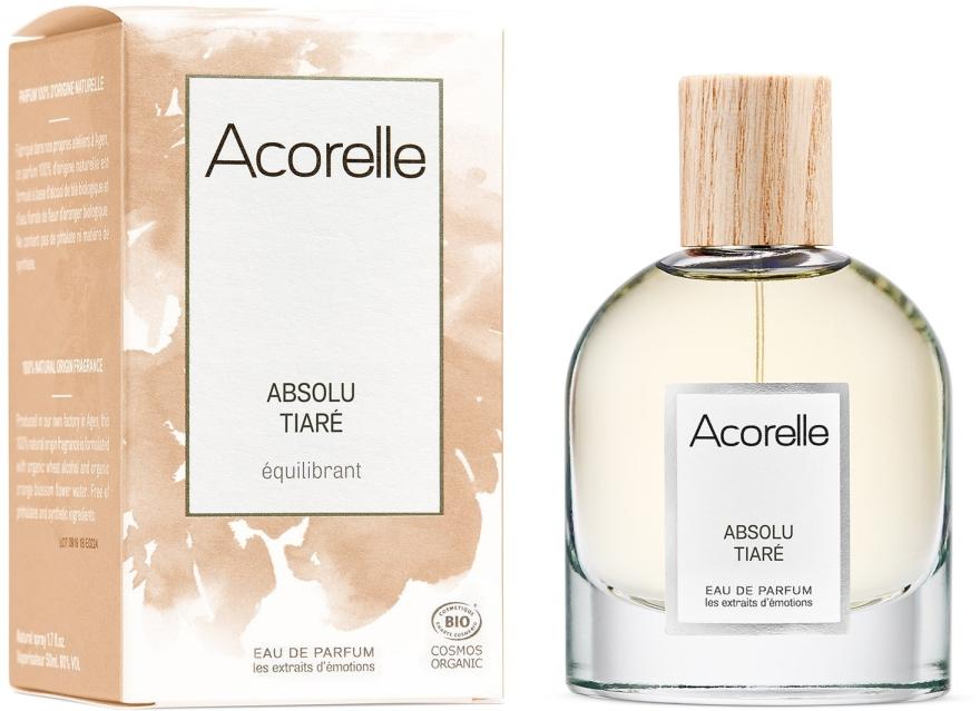 Acorelle Absolu Tiare 2020 - Eau de Parfum — foto N1