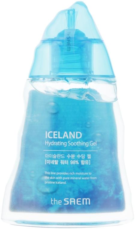 Gel idratante con minerali - The Saem Iceland Hydrating Soothing Gel