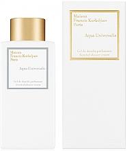 Profumi e cosmetici Maison Francis Kurkdjian Aqua Universalis - Doccia crema