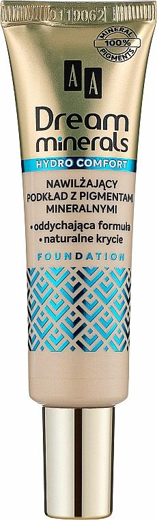 Correttore idratante - AA Dream Minerals Hydro Comfort Foundation