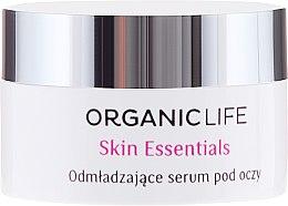 Siero contorno occhi - Organic Life Dermocosmetics Skin Essentials Rejuvenating Eye Serum — foto N2