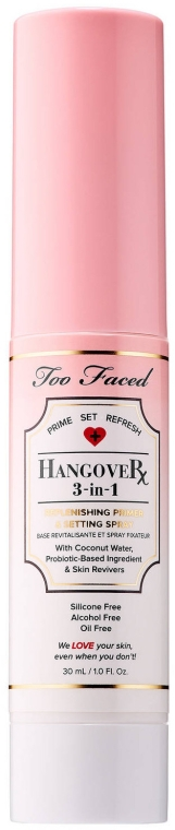 Primer-spary viso 3 in 1 - Too Faced Hangover 3-in-1 Replenishing Primer and Setting Spray — foto N3