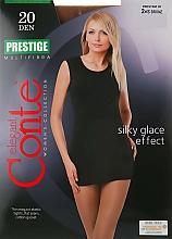 """Profumi e cosmetici Collant """"Prestige"""" 20 Den, bronz - Conte"""