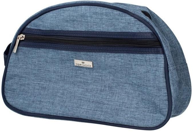 "Beauty case ""Traveler"", 97782, blue - Top Choice — foto N1"