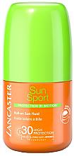 Profumi e cosmetici Fluido protezione solare per viso e corpo - Lancaster Sun Sport Roll-On Fluid SPF30