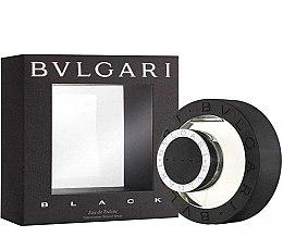 Profumi e cosmetici Bvlgari Black - Eau de toilette