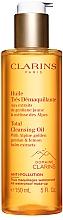 Profumi e cosmetici Olio detergente - Clarins Total Cleansing Oil