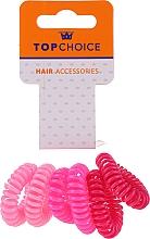 Profumi e cosmetici Elastici per capelli, 6pz, 22432 - Top Choice