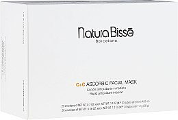 Profumi e cosmetici Maschera antiossidante alla vitamina C - Natura Bisse C+C Vitamin Ascorbic Acid Mask