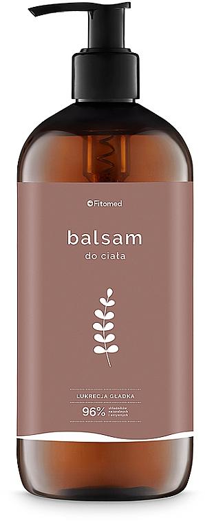 Balsamo corpo con erbe - Fitomed Body Balm