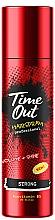 Profumi e cosmetici Lacca per capelli a tenuta forte - Time Out Hairspray Strong