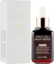 Profumi e cosmetici Siero da notte - Secret Key Multi Cell Night Repair Ampoule