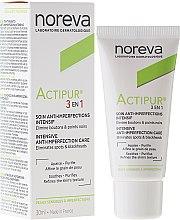 Profumi e cosmetici Cura per la pelle problematica 3in1 - Noreva Actipur Intensive Anti-Imperfection Care 3in1