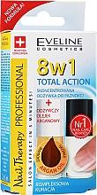 Profumi e cosmetici Trattamento unghie altamente efficace 8in1 - Eveline Cosmetics Nail Therapy