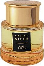 Armaf Niche Pink Coral - Eau de Parfum — foto N5
