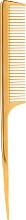 Profumi e cosmetici Pettine dorato - Balmain Paris Hair Couture Golden Tail Comb