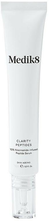 Siero purificante ai peptidi - Medik8 Clarity Peptides Serum