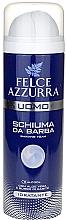 "Profumi e cosmetici Schiuma da barba ""Idratante"" - Felce Azzurra Men Shaving Foam"